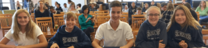 Justin Siena Math Competition