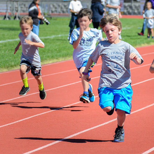 K-8 Track Meet May 21st