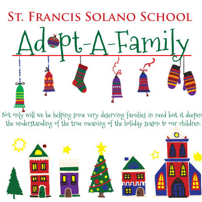 Our Holiday Adopt-A-Family Program is back!