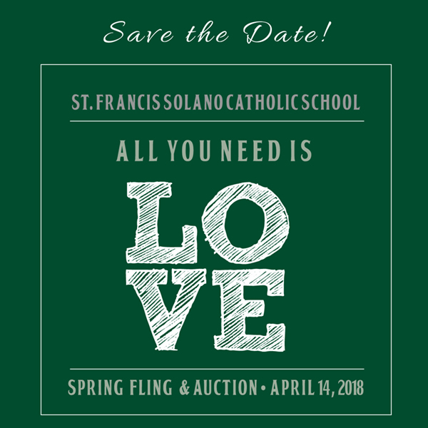 Only 40 Tickets Left! Get them while they last! The 2018 Spring Fling & Auction is April 14!